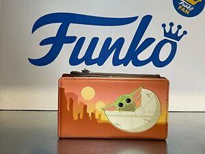 Funko Brand New The Child ( Grogu ) Loungefly Star Wars The Mandalorian