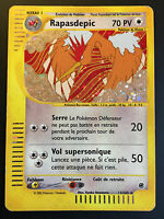 Carte Pokemon RAPASDEPIC 11/165 Holo EXPEDITION Wizard Française