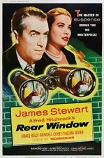 Rear Window Movie Poster 24in x 36in