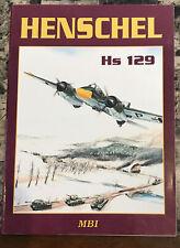 Henschel Hs 129 by Petr Stachura