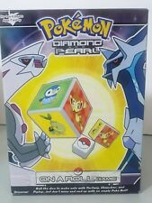 Yahtzee Pokemon Diamond and Pearl On a Roll Dice Game 2007 Pressman