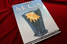 WARMAN'S  McCOY POTTERY, IDENTIFICATION AND PRICE GUIDE, BY MARK MORAN, BOOK