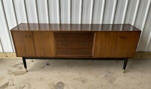 G PLAN TOLA RARE VINTAGE SIDEBOARD WITH BIFOLD DOORS & DRAWERS * FREE DELIVERY *