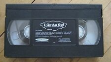 I Gotta Go! (DVD, 2002) Video Only No cover