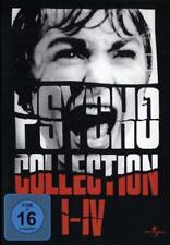 Psycho 1-4 Collection  [4 DVDs] - Amaray (2007)
