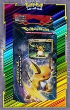 🌈Deck XY08 : Impulsion Turbo  - Flamme Étincelante - Raichu - Pokemon Neuf