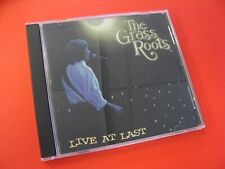 The Grass Roots Live At Last CD Out Of Print