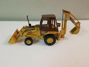 Case 580E  Super E Backhoe - 1/35 - Conrad 2931 1/35  No Box