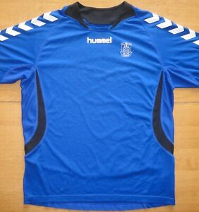 Brondby IF Denmark Hummel Football Shirt Jersey