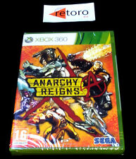 ANARCHY REIGNS Xbox 360 PAL Castellano NEW Nuevo Precintado xbox360 SEGA