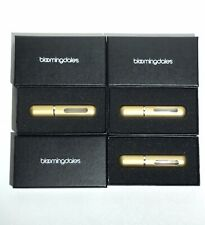 3x BLOOMINGDALE'S Perfume Mini Travel Bottle Refillable Portable Atomizer 5ml