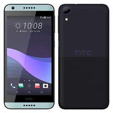 New HTC Desire 650 Blue Lagoon 16GB 4G LTE 2GB RAM 13MP GPS Unlocked Smartphone