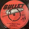ALTON ELLIS Black Mans Pride LEROY PARKER Groove With It BULLET BU466 1971 EX