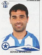 N°073 JUAN BLENGIO # ARGENTINA ATROMITOS STICKER PANINI GREEK GREECE LEAGUE 2010