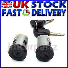 PEUGEOT EXPERT 806  --- FIAT SCUDO ULYSSE Door Lock Barrel & Keys LOCK SET