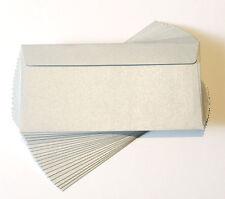 20 x DL Metallic Envelope - Stardream Silver 120 gsm/ Cards, Invitation, Wedding