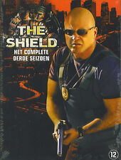 The Shield : seizoen 3 (4 DVD)