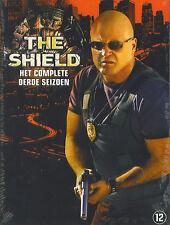 The Shield : seizoen 3 (4 DVD)