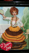 I Love Lucy The Operetta Barbie Gypsy Costume Doll Lucielle Ball Gipsy Xmas Gift