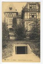 AK Spa, Le Neubois, Sortie du Souterrain de l´ex Kaiser, 1910