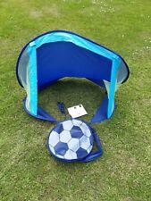 Folding Pop Up Goal Post Kids Football Net Outdoor Garden Children's Play Sports