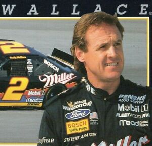 Rusty Wallace Jr 2 Miller Genuine Draft Beer NASCAR All Occasion Cards Set of 3