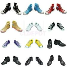 "1:6 Scale Sports Sneaker Trainers Shoes Dress Shoes for 12"" Male Figure Hot Toys"