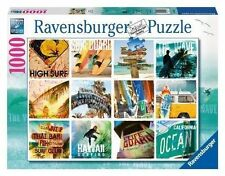 Ravensburger 19506 - Surfin USA Jigsaw Puzzle 1000 Pieces