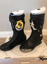 Spidi Men's XP-3 Motorcycle Boots - Black - Mens 7.5 *NEW IN BOX