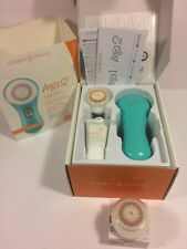 Clarisonic Mia 2, Sonic Facial Cleansing Brush System & Radiance Brush Head Teal