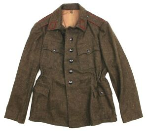 GENUINE BULGARIAN ARMY PARADE DRESS WOOL JACKET
