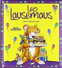 Leo Lausemaus hat Geburtstag   Buch   Zustand gut