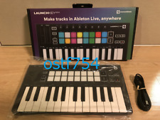 Novation Launchkey Mini Mk3 25 Mini-key Midi Keyboard Controller