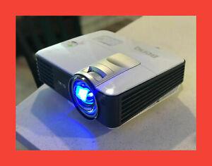 Benq MX819st Short Throw HDMI Projector Full 3D NEW LAMP(1 YR WARRANTY)