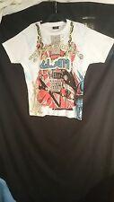 Christian Audigier Ladies T-Shirt GLAM Commemorates it's 1958 L.A. Establishment