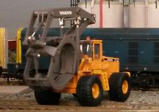 Carri merci giallo per modellismo ferroviario scala 00