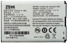 Nuevo Original Equipment Manufacturer ZTE Li3715T42P3H654251 MF65 MF62 MF61 MF60 MF30 AC33 AC30 Z320 Batería