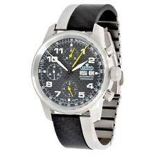 ARISTO Homme Montre-bracelet automatique chronographe 4h179g ETA 7750 Acier Inoxydable 5atm