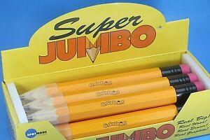 "The Original Cedar Point Super Jumbo 14"" Pencil."