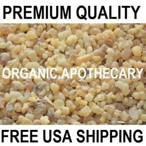 1/4Lb Frankincense Resin Incense TEARS Organic Granular Olibanum Charcoal Burner