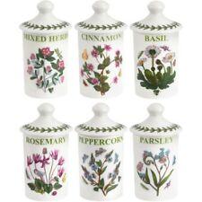 Portmeirion Botanic Garden Spice Jars (Set of 6)