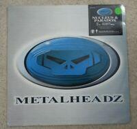 Nucleus & Paradox- Aragon (Vinyl LP 2005) VG/VG+ Metalheadz METH-067