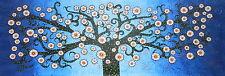 150cm x 50cm  art print modern landscape tree color Australia