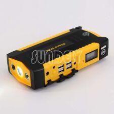 18000mAh Heavy Duty 4 USB Car Jump Starter Portable Power Bank Emergency Charger