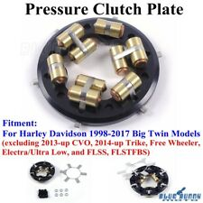 Variable Pressure Clutch Plate for Harley Davidson Big Twin Models 1998-2017
