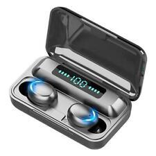 TWS 8D Kopfhörer Bluetooth 5.0 Touch Control In-Ear Ohrhörer Wireless Headset to