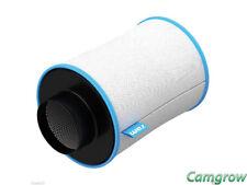Filtro de carbón activo Pro RAM 100/200 4 pulgadas 170 m³/hora de control de los olores