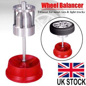 Pro Hubs Wheel Tire Balancer Bubble Level Heavy Duty Rim Tool Kit for Car Truck