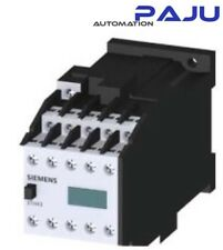 SIEMENS Hilfschütz 3TH43 91-0BB4 24V DC NEU/OVP Contactor Relay