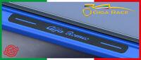 adesivi battitacco auto alfa romeo giulietta mito 159 147 156 166 decal sticker